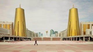Illustration for article titled The Strange, Post-Soviet Architecture of Astana, Kazakhstan
