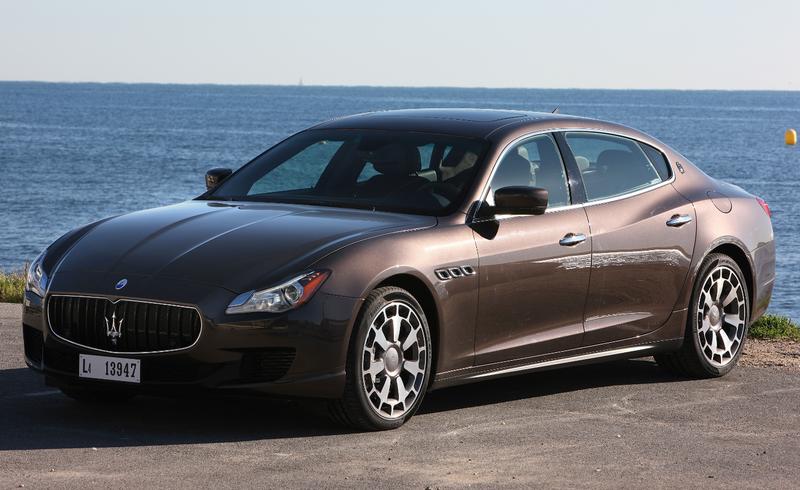 Illustration for article titled Maserati Quattroporte: Jalopnik's Buyer's Guide