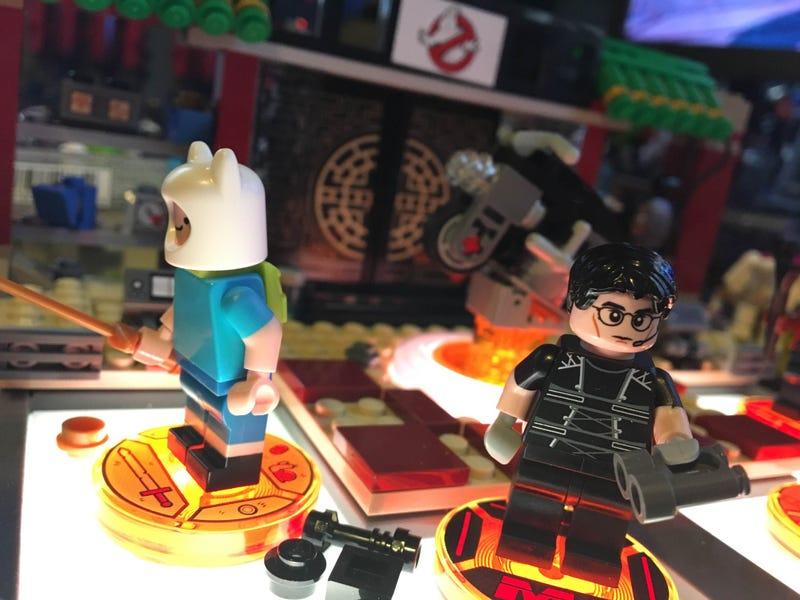 Mission Impossible Ist Der Beste Neue Zusatz Zu Lego Dimensions