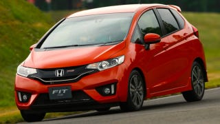 2015 honda fit gains a small dash of horsepower for Honda fit hp