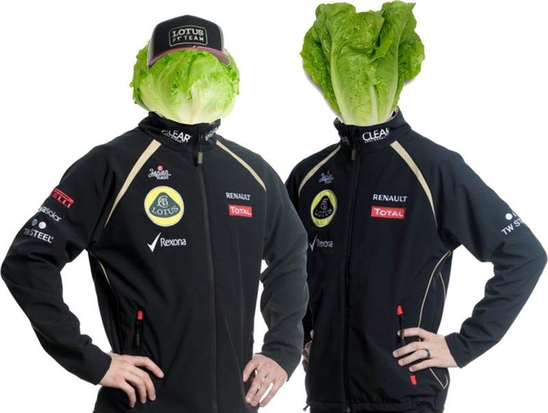 Illustration for article titled Team Lettuce