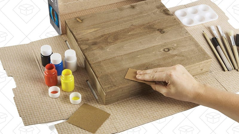 Dremel Hatch Project Kit + $10 Amazon gift card, $50. Add both to cart to see discount.