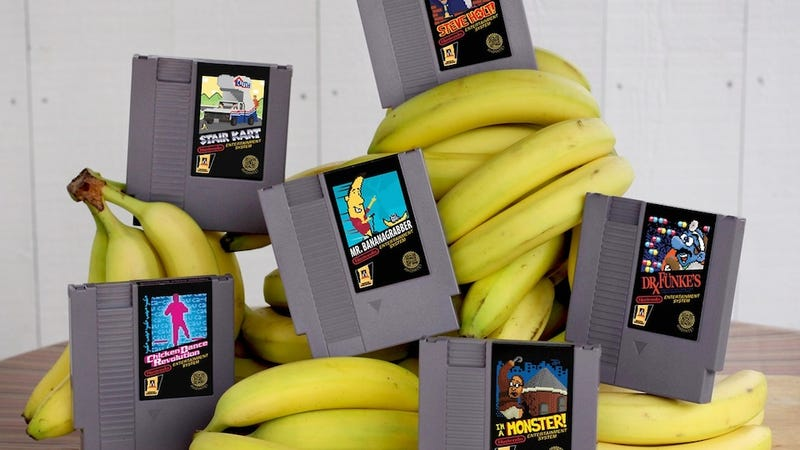 Illustration for article titled Bob Loblaw Would Approve Of These Amazing Arrested Development NES Carts