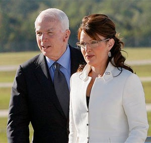 Illustration for article titled So Many Good Ways To Attack McCain-Palin...So Little Time