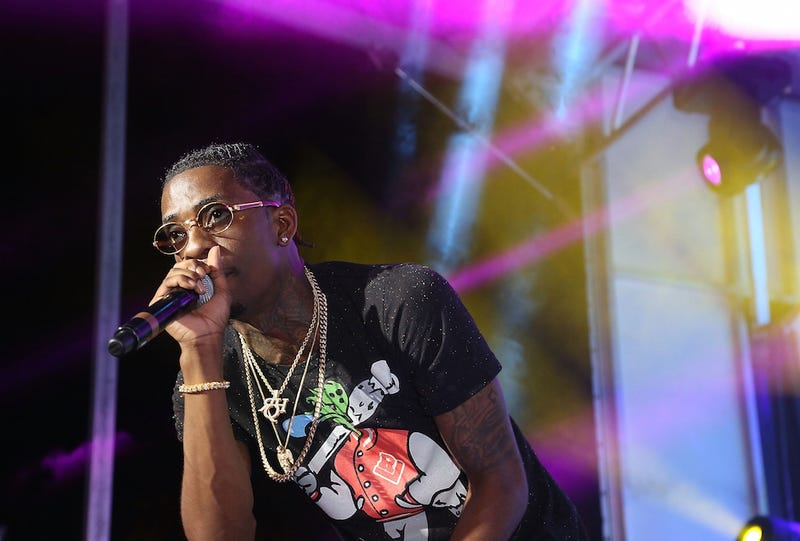 Illustration for article titled 'How You Gonna Tell Me No?':Rich Homie Quan Raps About Rape [Updated]