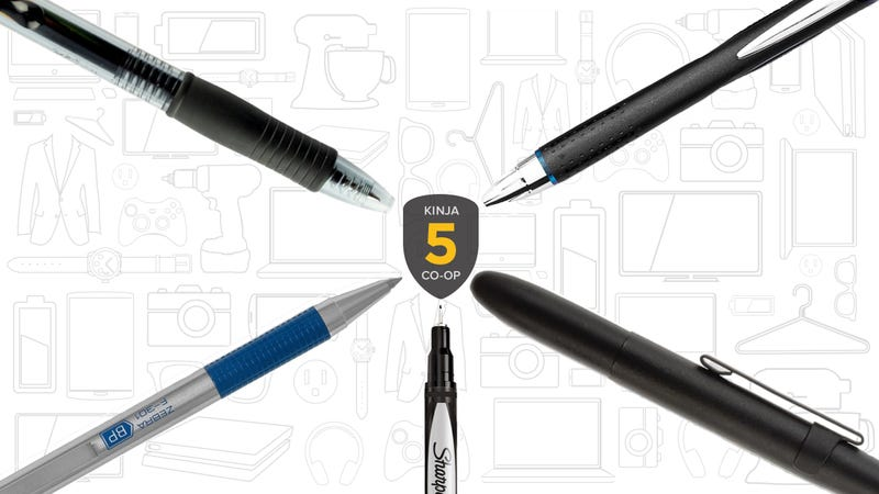 Illustration for article titled Your Top Five Picks For Best Pen