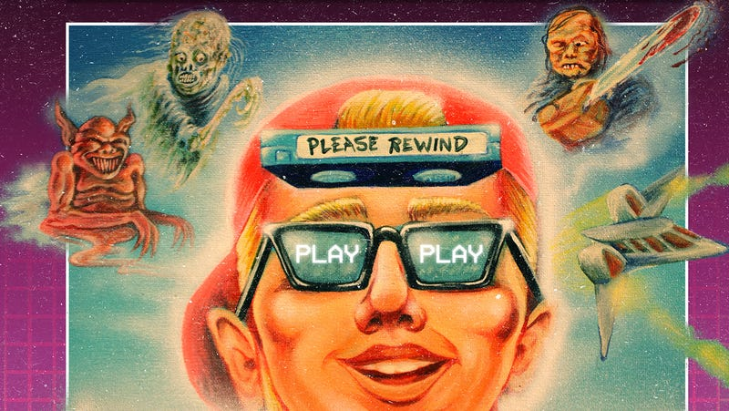 Illustration for article titled The American Genre Film Archive announces the next stage in its mission: VHS!