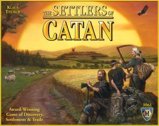 Illustration for article titled Settlers Of Catan Possibly Being Turned Into A TV Show Or Movie