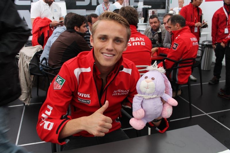 Illustration for article titled Max Chilton Is Cool With The 'Lump
