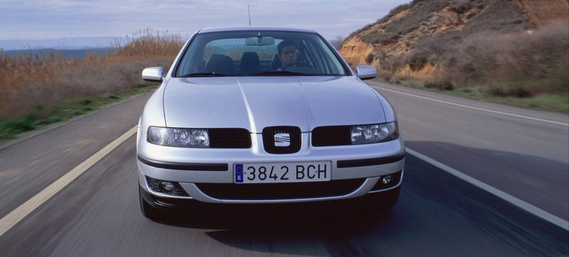 Illustration for article titled I'm On A 2,000 Mile Road Trip Around The Balkans With A Seat Toledo