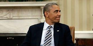 President Barack Obama (Win McNamee/Getty Images)