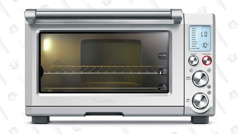 Breville Smart Oven Pro Convection Toaster Oven | $200 | AmazonBreville BOV800XL Smart Oven 1800-Watt Convection Toaster Oven | $200 | Amazon