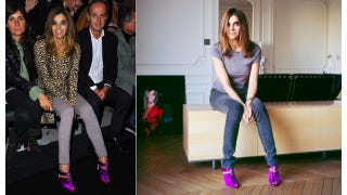 Illustration for article titled Carine Roitfeld Says Fashion Is Obscene