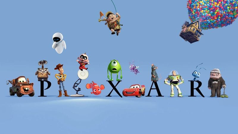 Illustration for article titled This Internet Theory Suggests All Pixar Fans Live In The Same Universe
