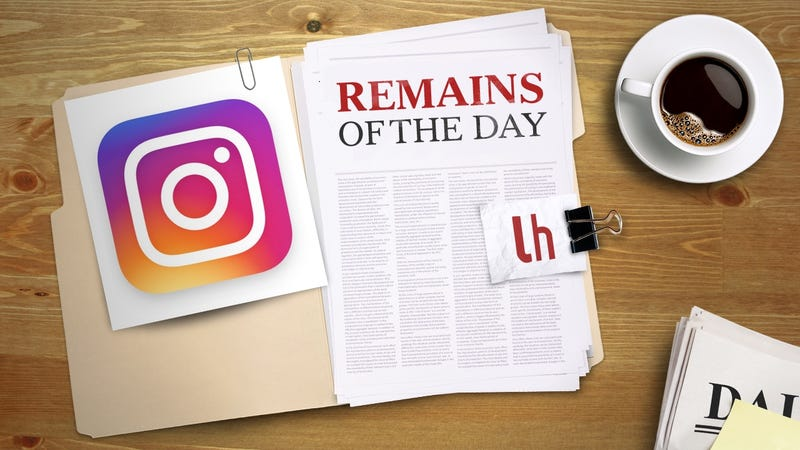 Illustration for article titled Remains of the Day: Instagram Can Now Filter Out Inappropriate Comments