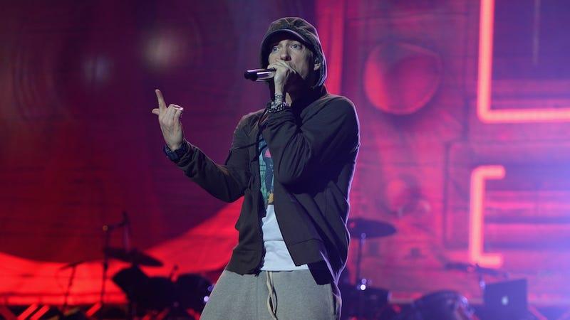 Illustration for article titled Teenage Boy Arrested After Posting Eminem Lyrics Referencing Columbine