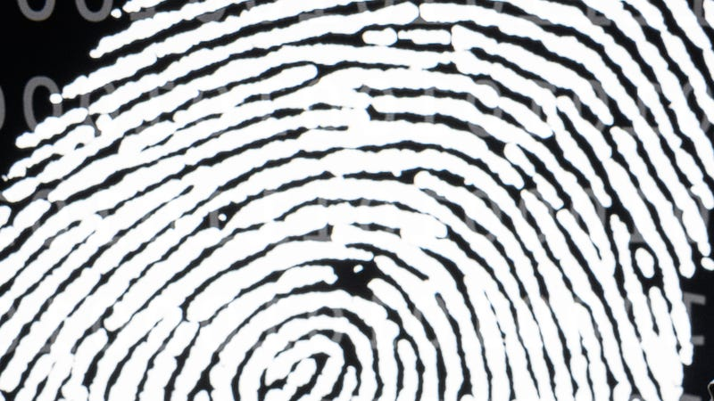 Illustration for article titled AI Can Now Fake Fingerprints That Fool Biometric ID Scanners