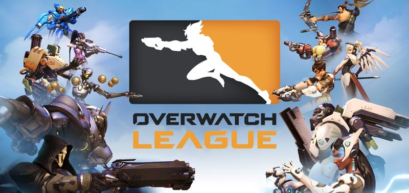 Illustration for article titled Overwatch League Players Will Get Health Insurance, At Least $50K A Year