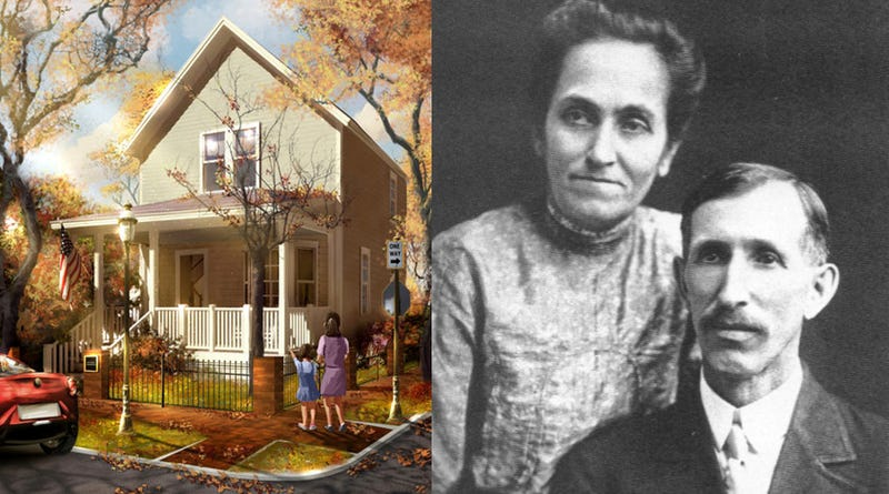 Illustration for article titled Walt Disney's Chicago Birthplace Might Finally Become a Museum
