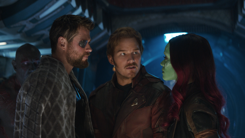 I know, Peter Quill, I'm surprised, too.
