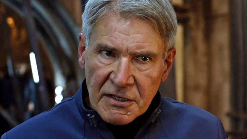 """Harrison Ford might do Indiana Jones 5, is definitely doing Expendables 3 instead of the """"lazy"""" Bruce Willis"""