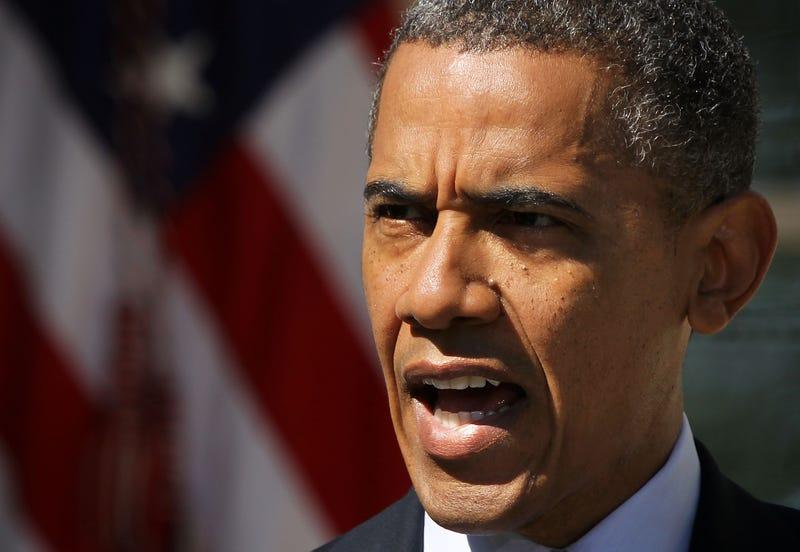 President Barack Obama in 2012Alex Wong/Getty Images