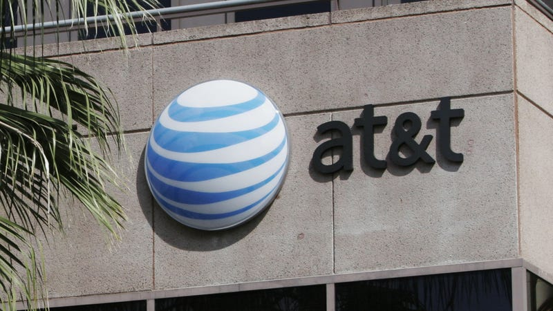 The AT&T Communications Inc. corporate headquarters building is seen March 6, 2006 in San Antonio, Texas.