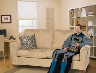 Illustration for article titled Is  Batman Boring