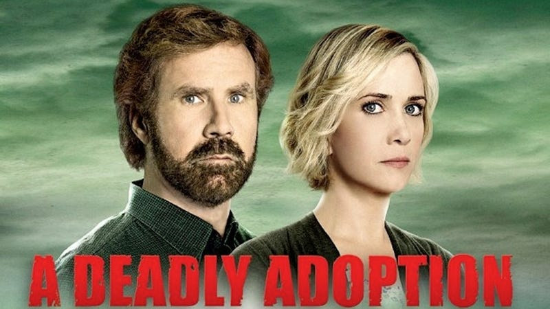 Illustration for article titled Kristen Wiig and Will Ferrell's A Deadly Adoption Has a Full Trailer