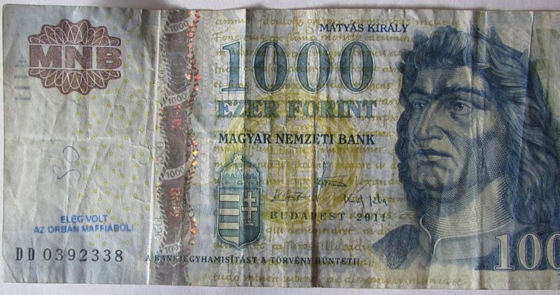 Illustration for article titled Elég volt az Orbán-maffiából!