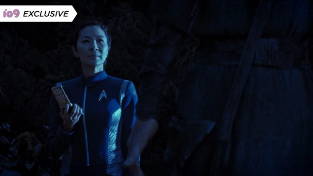 Star Trek s Michelle Yeoh Reminisces About Being  The Nice Captain  Again in Short Treks