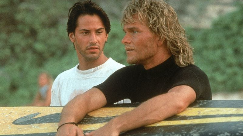 Illustration for article titled The Point Break remake has a director, is still happening