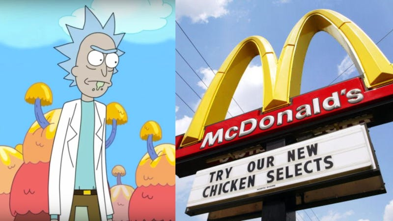 Illustration for article titled McDonald's promises to get its shit together with today's return of Szechuan sauce