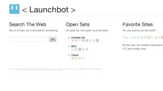 Illustration for article titled Launchbot Is a Customizable Start Page for All Your Browsers