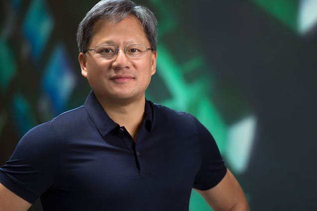 Nvidia CEO Says New GPUs Won t Be Available for a  Long Time