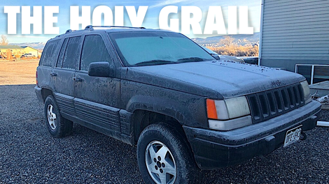 Here's My Idiotic Plan To Drive A Broken 260,000-Mile 'Holy