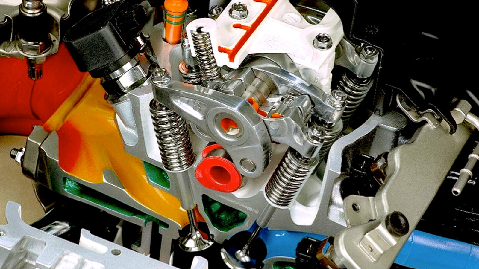 How Variable Valve Timing Works Subaru 2 Engine Diagram