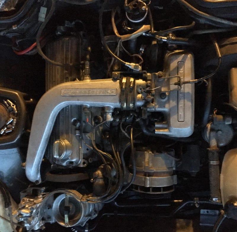 Illustration for article titled ENGINE COMPLETE