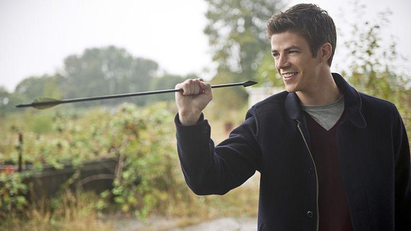 Hi, Arrow! I'm Flash!