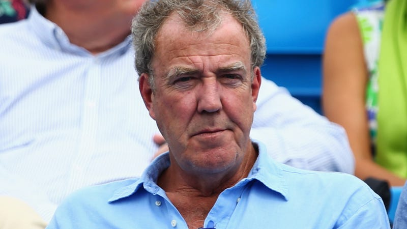 Illustration for article titled Jeremy Clarkson Settles Case, Formally Apologizes To Producer He Punched