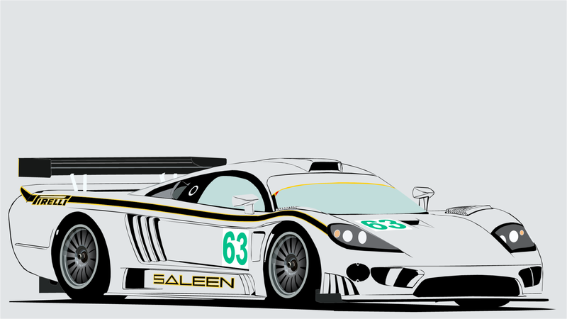 Illustration for article titled Don't Sue Me Saleen