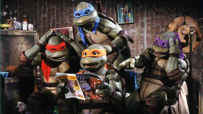 Illustration for article titled Movie explicitly designed to sell Ninja Turtles toys delayed to sell more Ninja Turtles toys