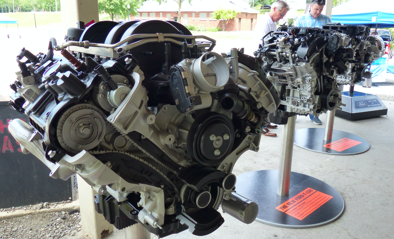 Here's How The 2018 Ford F-150's New Engines Feel