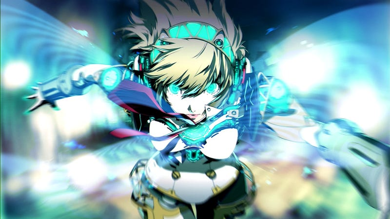 Illustration for article titled Let's look at Persona 4 Ultimax as a Visual Novel, Not a Fighting Game