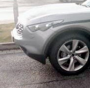 Illustration for article titled 2009 Infiniti FX Spotted Testing In The Wild