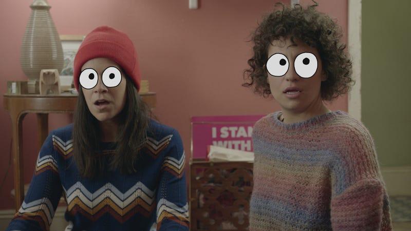 Abbi Jacobson (left), Ilana Glazer (Photo: Comedy Central)