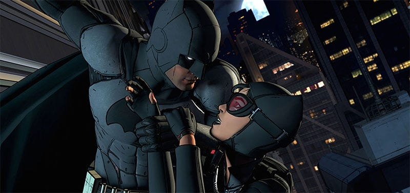 Illustration for article titled Surprise, Telltale's New Batman Game Is Busted On PC
