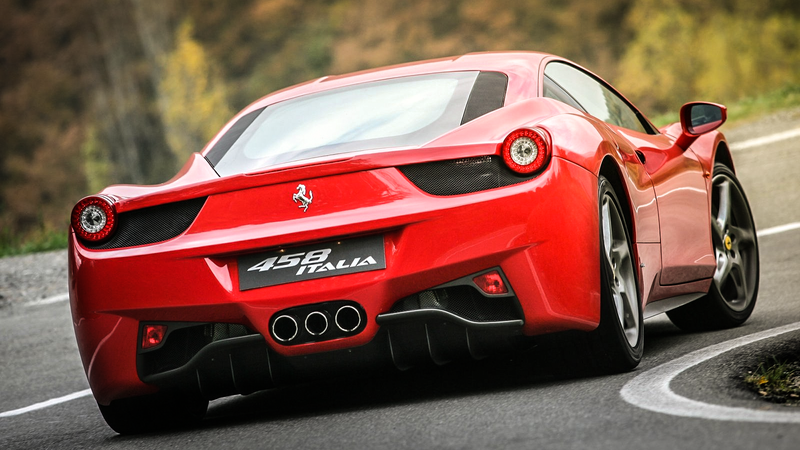 You Can Own A Ferrari 458 With More Miles Than Your Commuter Honda
