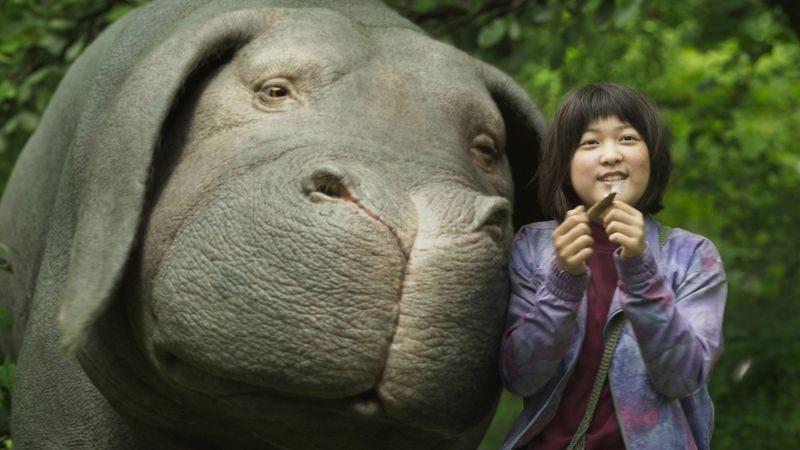 Okja (Photo: Netflix)