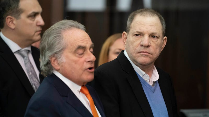 Illustration for article titled Harvey Weinstein Indicted by Grand Jury on Rape and Sex Act Charges